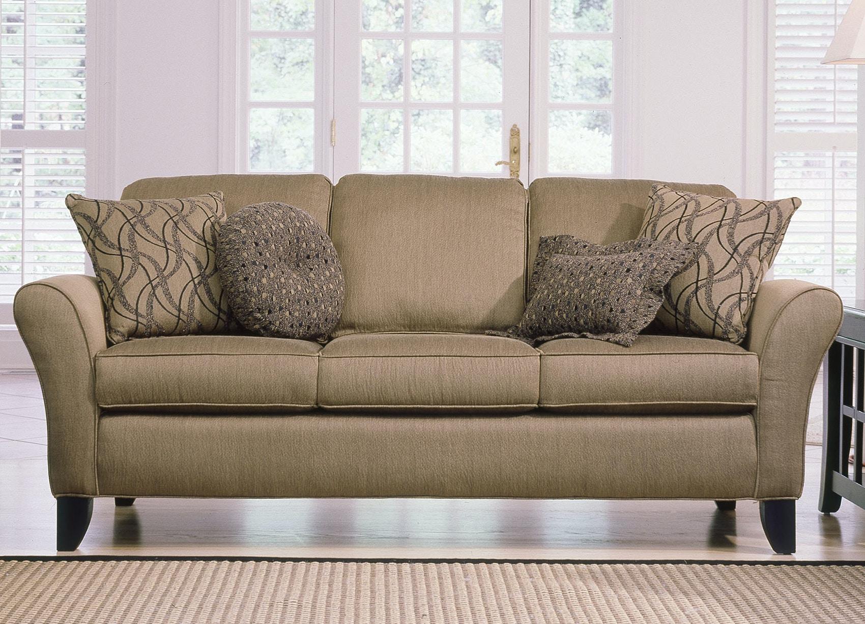 Smith Brothers Living Room Trey Grand Slam Sofa 055896 Furniture Fair Cincinnati Dayton Oh