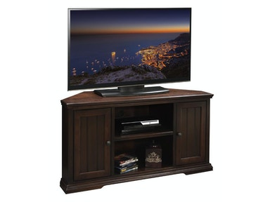 New Harbor Corner TV Console 049118
