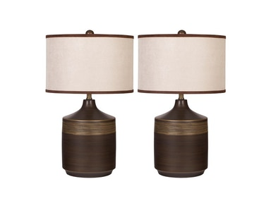 Pair of Karissa Table Lamps 049239