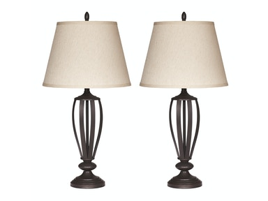 Pair of Mildred Table Lamps 049240