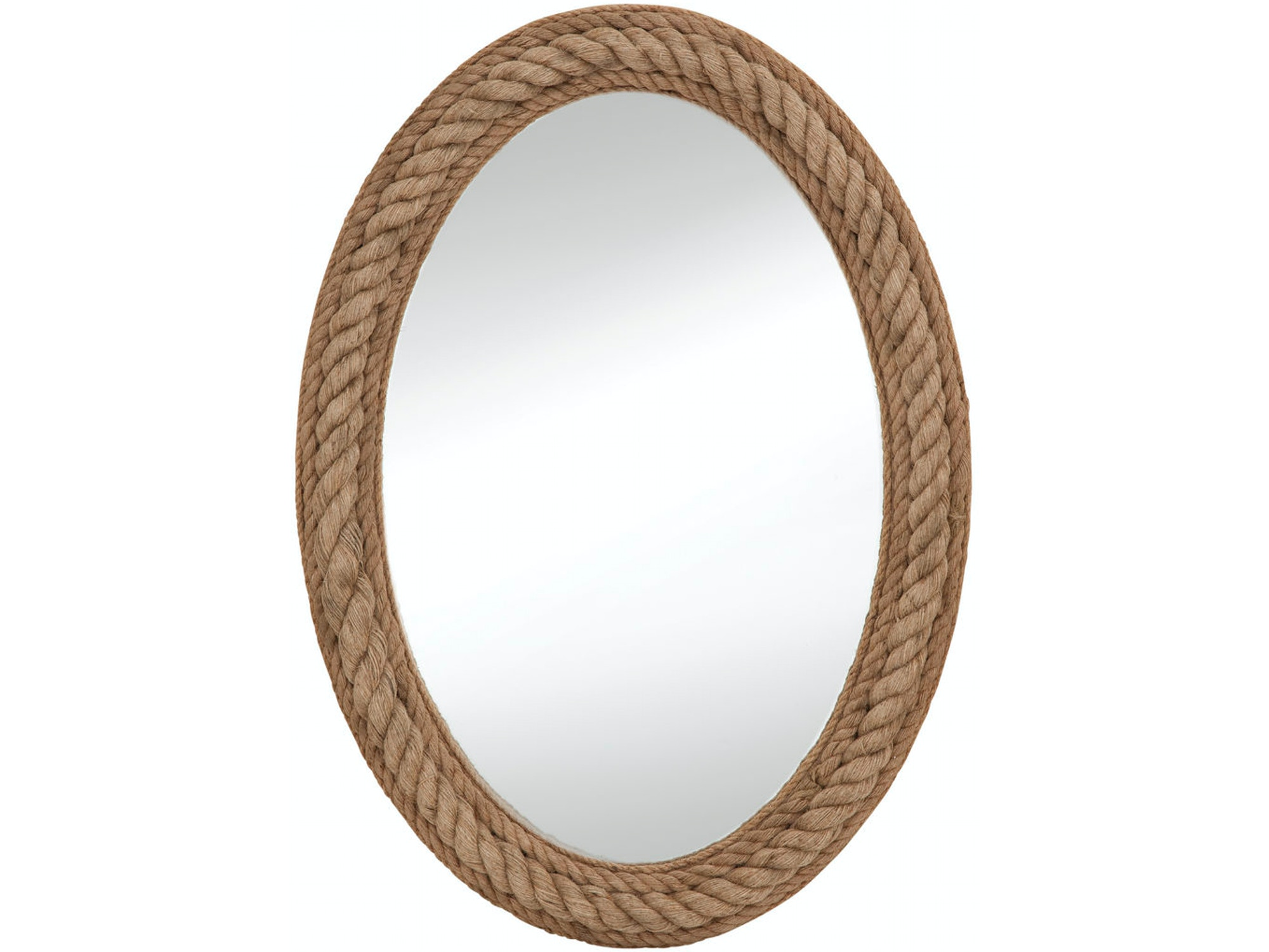 Rope Framed Mirror 050283