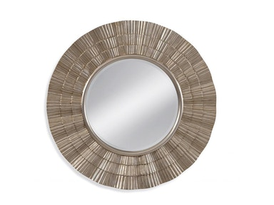 Grand Silverleaf Mirror 050358