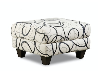 Othello Accent Ottoman 050507