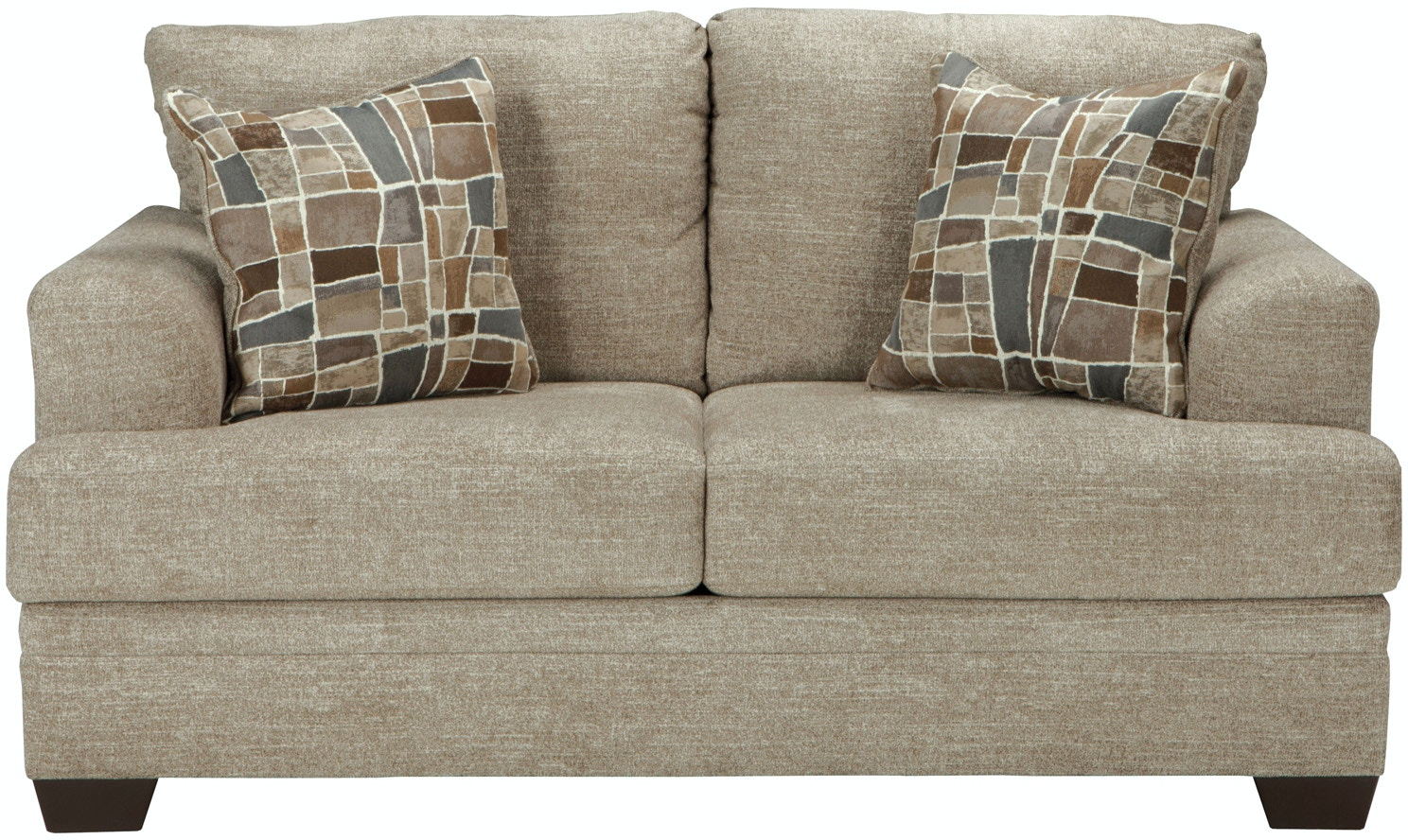 Signature Design by Ashley Living Room Barrish Chair and a