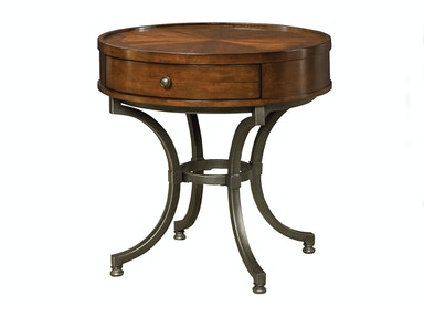 Barrow End Table with Drawer 050657