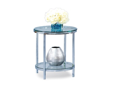 Patinoire End Table 050885