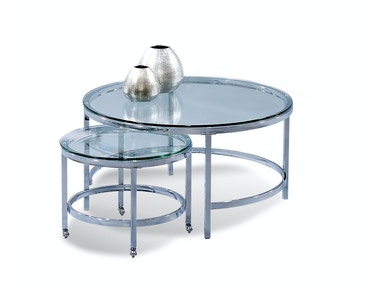 Patinoire Nesting Cocktail Table 050886