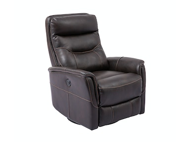 Narvik Power Swivel Recliner - Coffee 050932