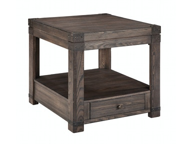 Burladen End Table 051009