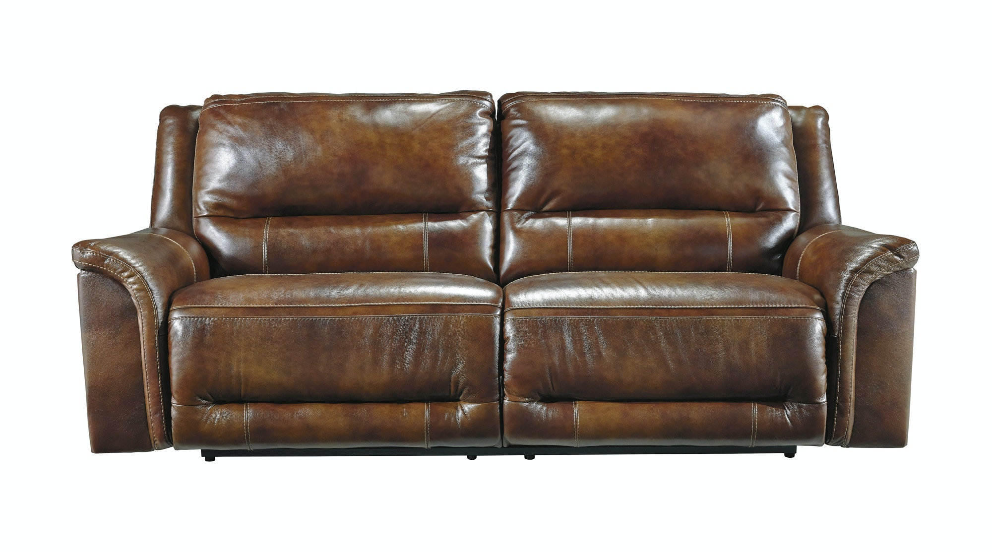 Signature Design by Ashley Living Room Jayron Power Reclining Sofa 051045 - Furniture Fair ...