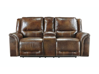 Jayron Power Reclining Loveseat with Console 051046