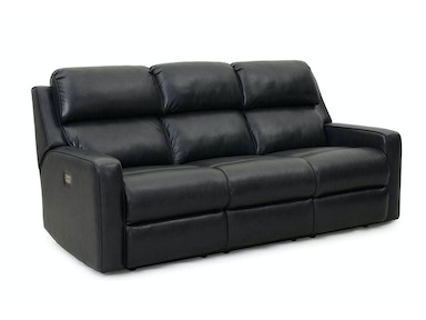 Taylor Power Reclining Leather Sofa 051161