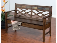 Savannah Storage Bench 051170