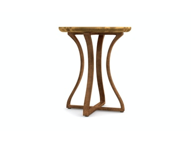 Gold Bois Accent Table 051261