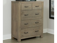 Highlands Driftwood Chest 051354