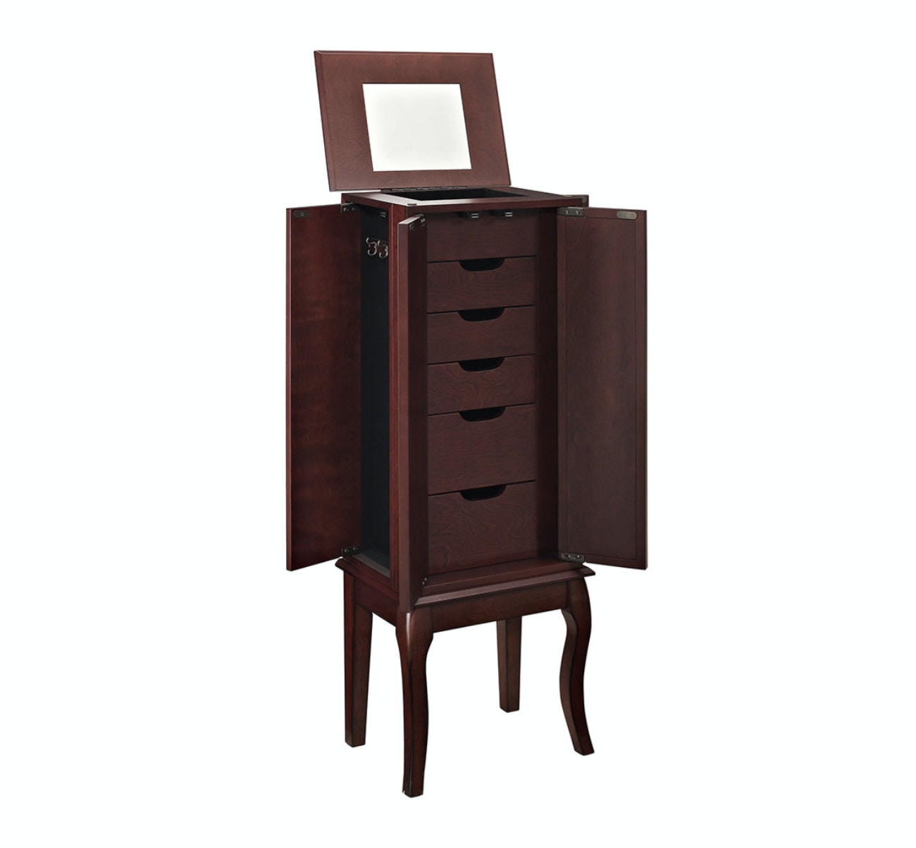Powell Furniture Felicia Jewelry Armoire 051458