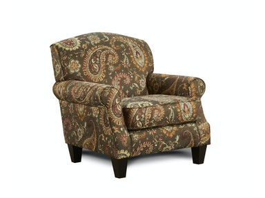 Lockleigh Cinnamon Chair 051483