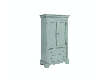 French Inspired Cameo Armoire 051567