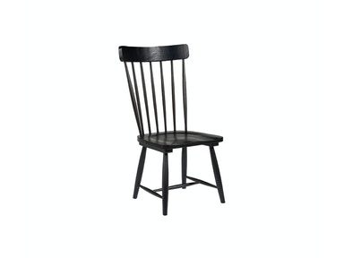 Magnolia Home Dining Room Farmhouse Spindle Back Chair 051575 Furniture Fair Cincinnati
