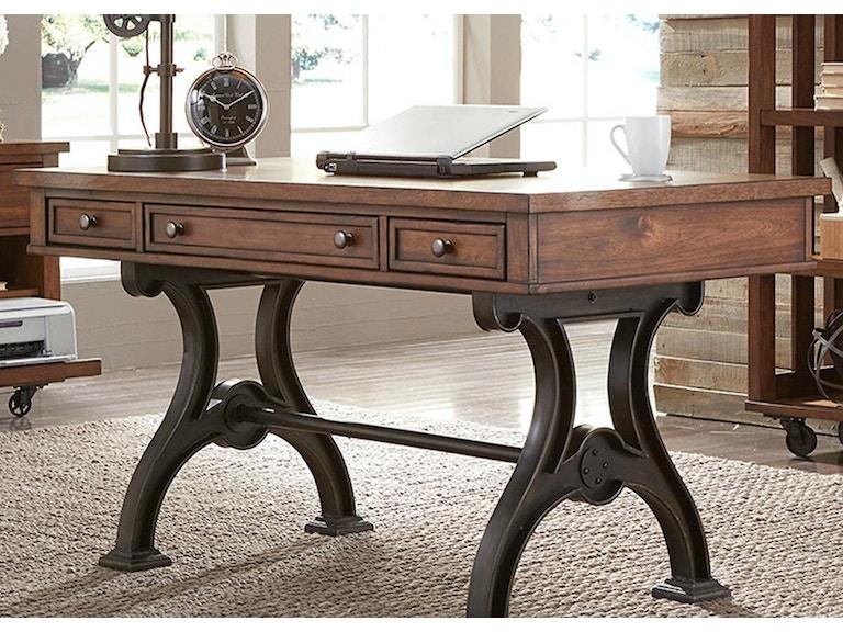 Liberty Furniture Home Office Arlington House Writing Desk 051588 Furniture Fair Cincinnati