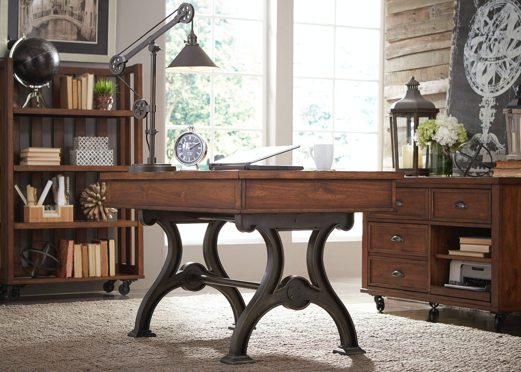 Liberty Furniture Home Office Arlington House Writing Desk
