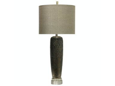 Leaf Ceramic Table Lamp 051654
