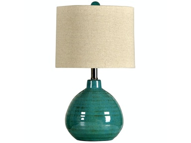 Turquoise Dream Table Lamp 051689