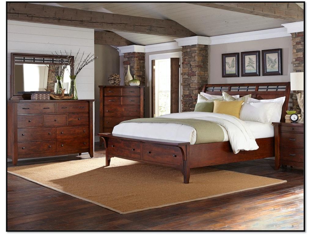 Napa Bedroom Furniture Napa Furniture Designs Bedroom Whistler Retreat Chest 051699