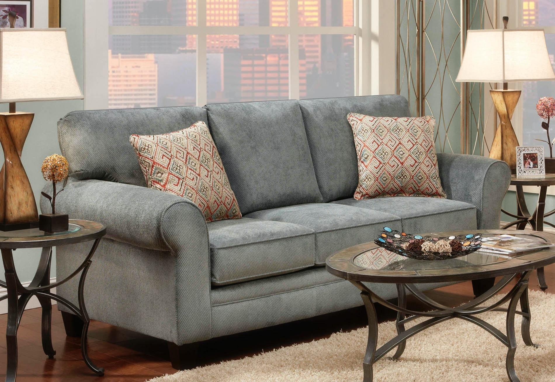 Tanglewood Sofa   Sage 051879 J. Henry, LLC
