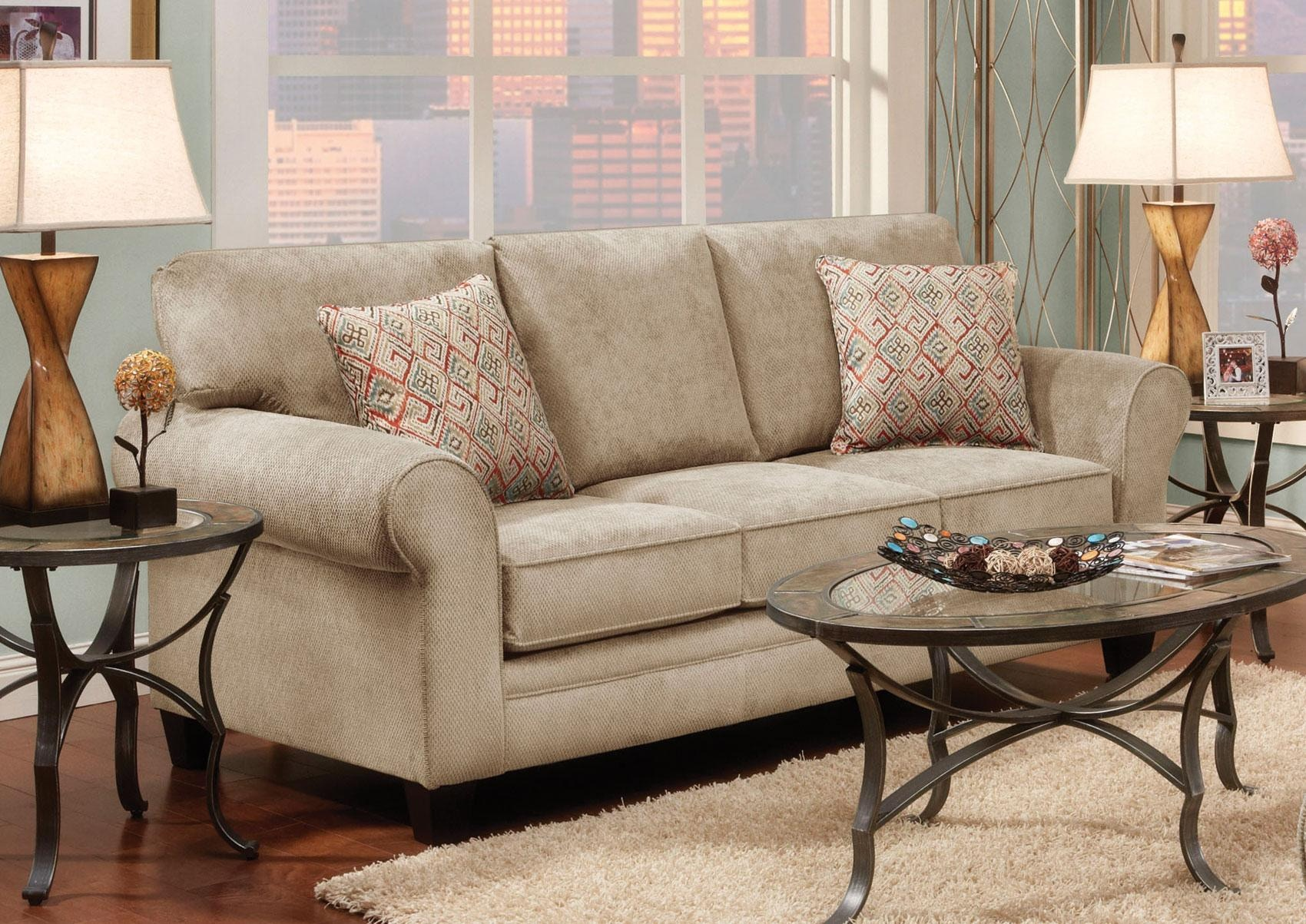 J. Henry, LLC Living Room Tanglewood Sofa   Sand 051888   Furniture Fair    Cincinnati U0026 Dayton OH And Northern KY