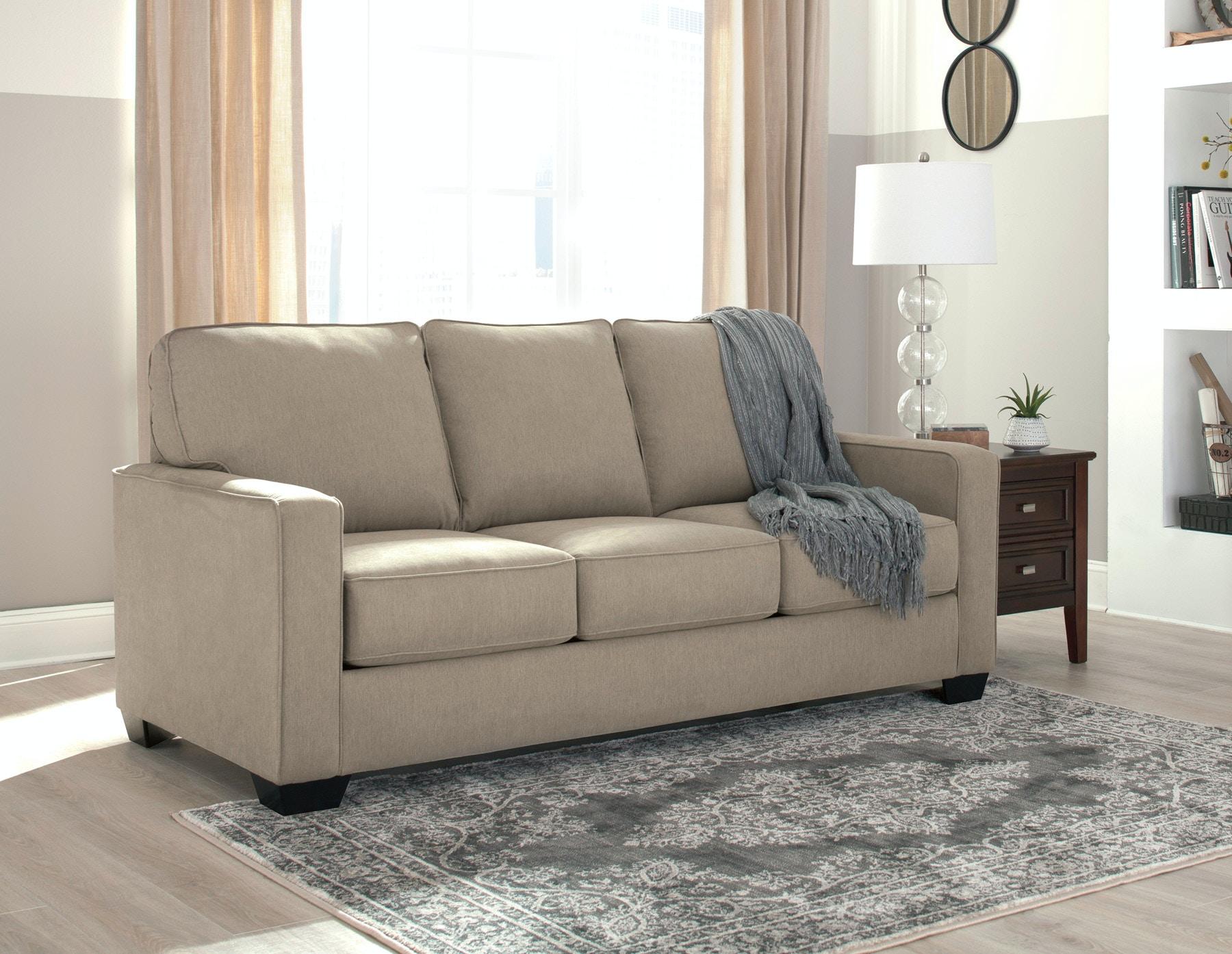 Signature Design by Ashley Living Room Zeb Full Sleeper Sofa