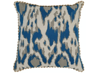 Chapala Indigo Pillow 052341