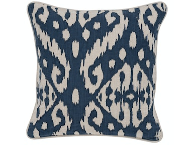 Albion Indigo Pillow 052359