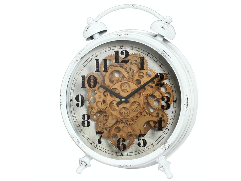 A&B Home Jacob Vintage Clock 052649