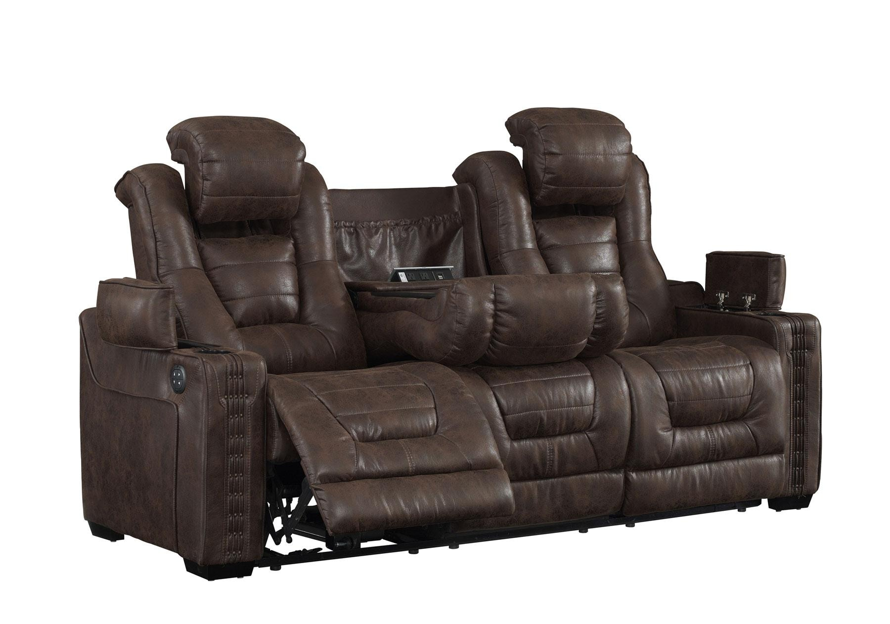 Prime Resources International Living Room Eric Church Power Motion Sofa 052718 - Furniture Fair ...