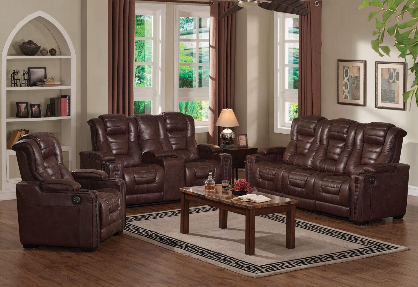 Prime Resources International Living Room Eric Church Power Motion ...