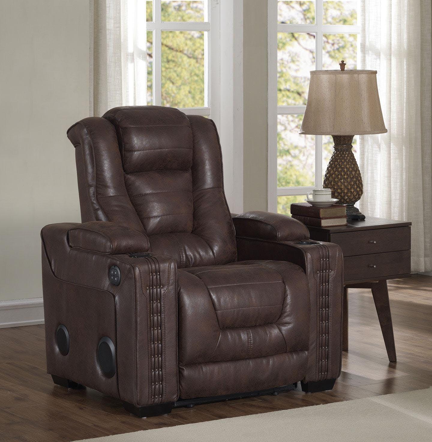 Prime Resources International Living Room Eric Church Power Recliner 052720 Furniture Fair
