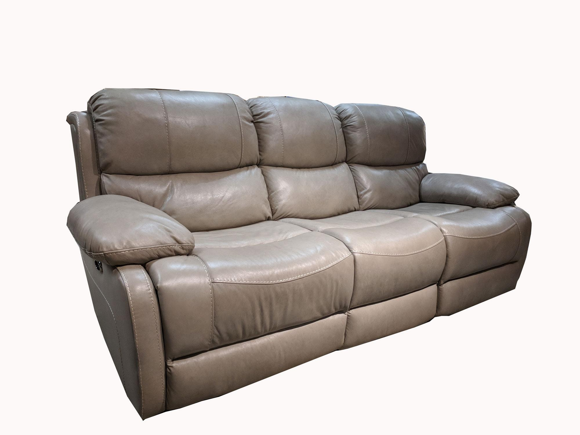 Corinthian Living Room Lucca Power Reclining Sofa 052766 Furniture
