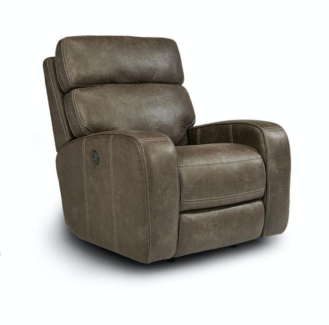 Flexsteel Living Room Tomkins Power Glider Recliner 052831 Furniture Fair Cincinnati