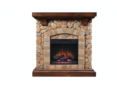 Eagle Creek Fireplace 052998