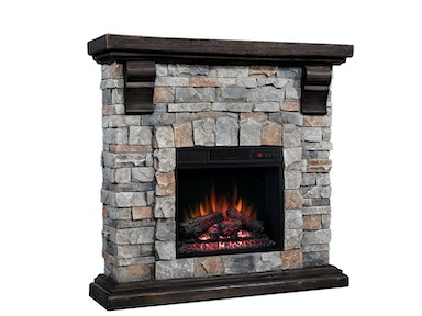 Astor Retreat Fireplace 052999