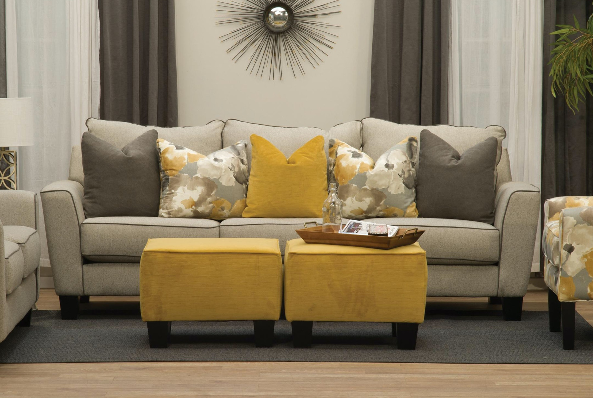 Lovely Squarefoot Michael Alexander Designs Sofa Girlsinoslo Pw
