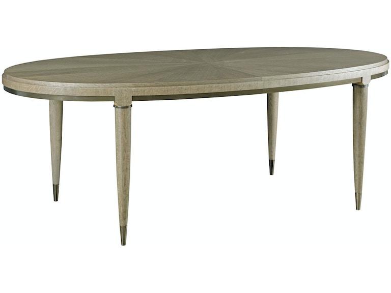 American Drew Lloyd Dining Table 053156