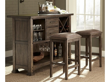 Stone Brook Bar Set 053534