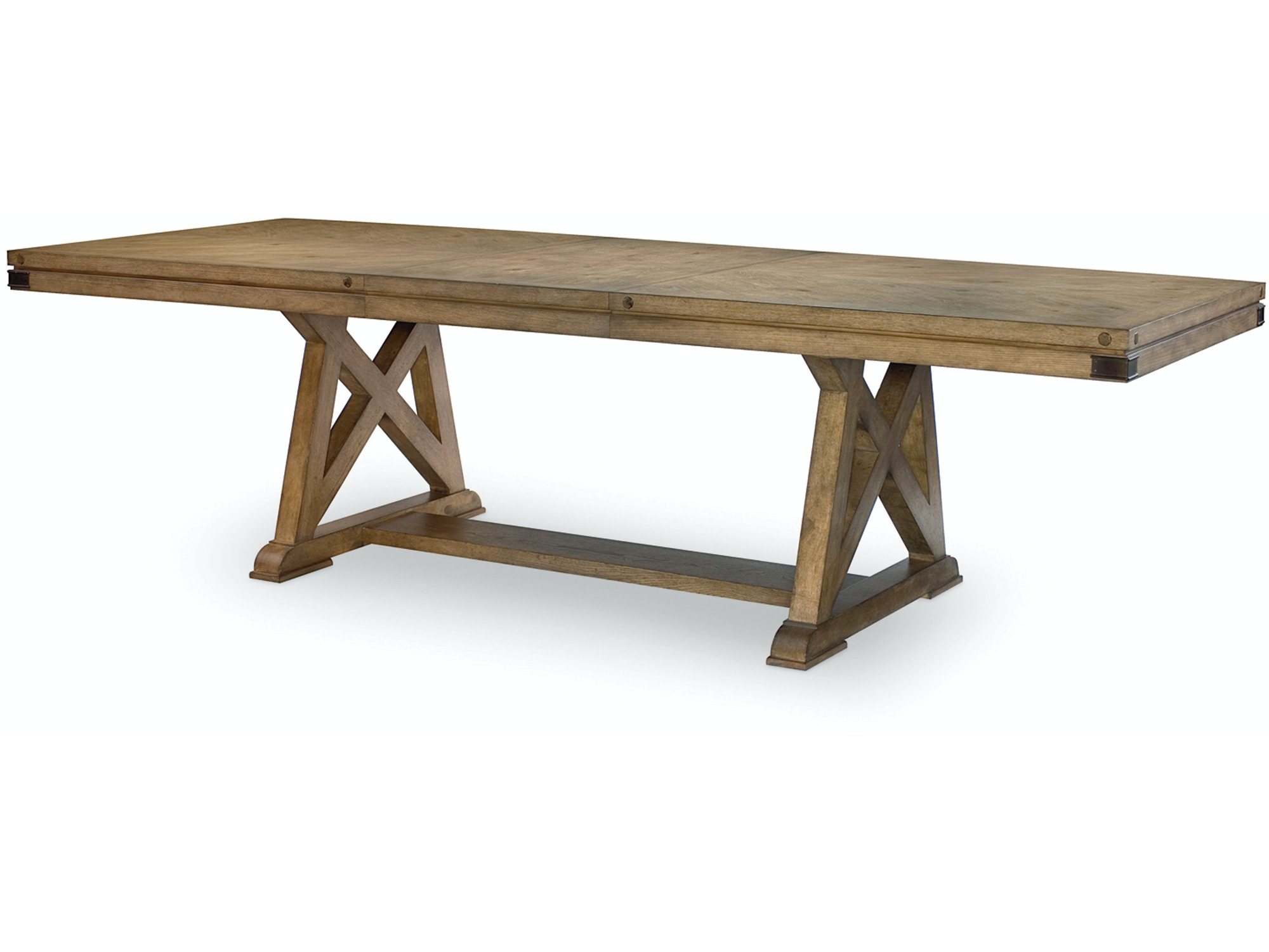 Metalworks Trestle Table 053633