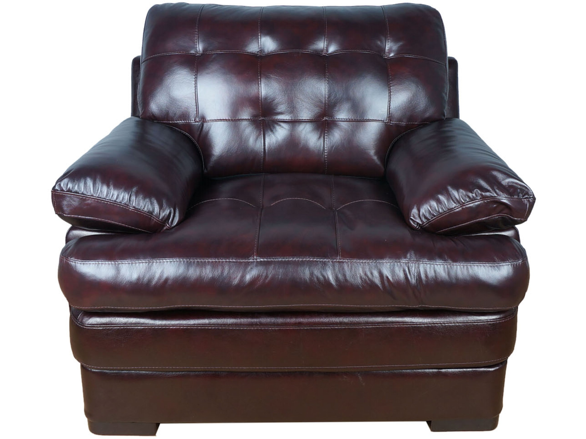 Salerno Leather Chair 053645