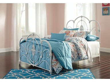 Loriday Metal Bed - Full 053793