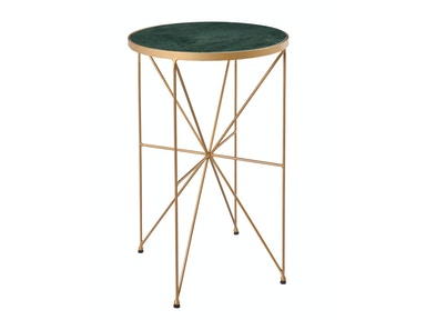 Marble Top Accent Table 053798