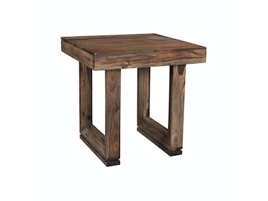Brownstone End Table 053801
