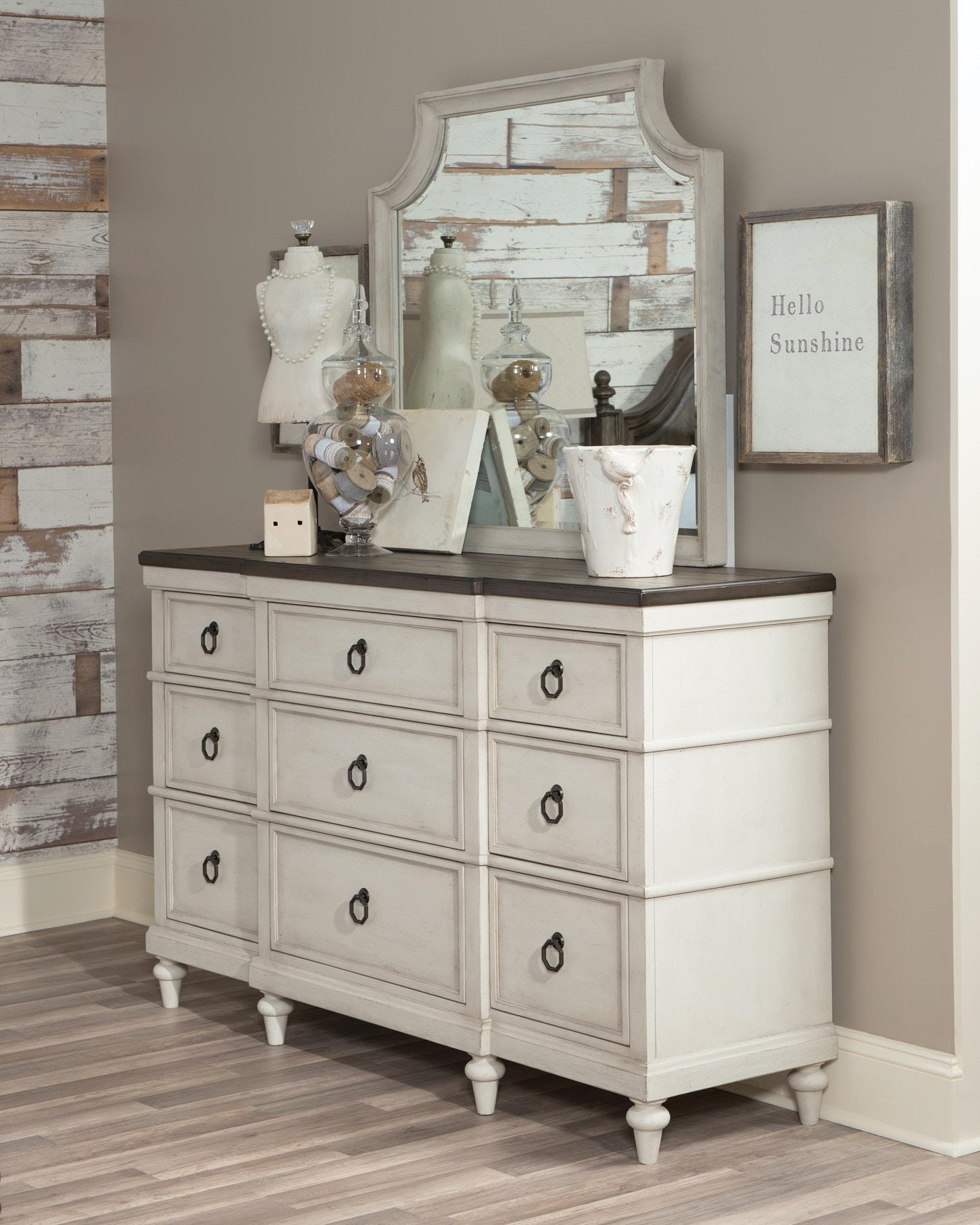 Legacy Classic Furniture Brookhaven Mirror 053961